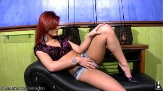 FULL movie of redhead beauty with puffy nipples and huge ass